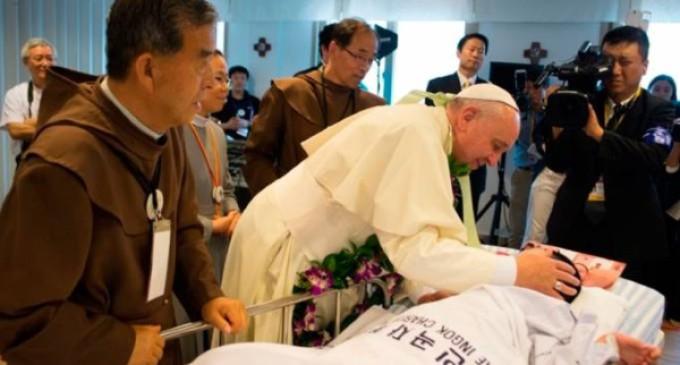 Presentación en el Vaticano de la Jornada Mundial del Enfermo