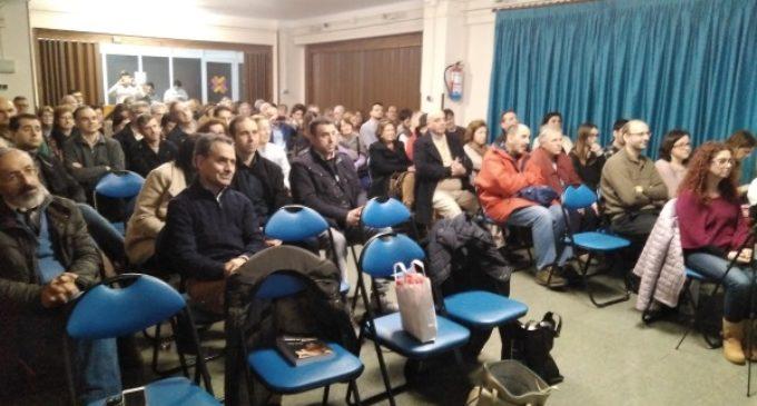 Éxito de la Conferencia de Alicia Rubio censurada  por el Ateneo de Santander