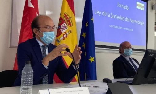 La Comunidad de Madrid instará a las universidades madrileñas a formar a los adultos a lo largo de su vida
