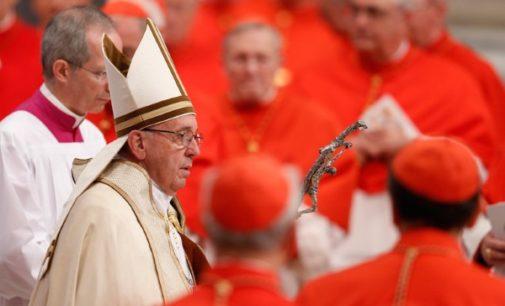 El otro equilibrio de Francisco en el colegio cardenalicio