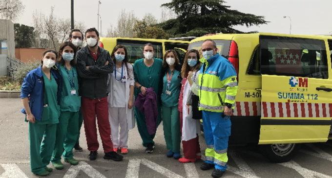 La Comunidad agradece el esfuerzo de los sanitarios para mantener la actividad de trasplantes en la región