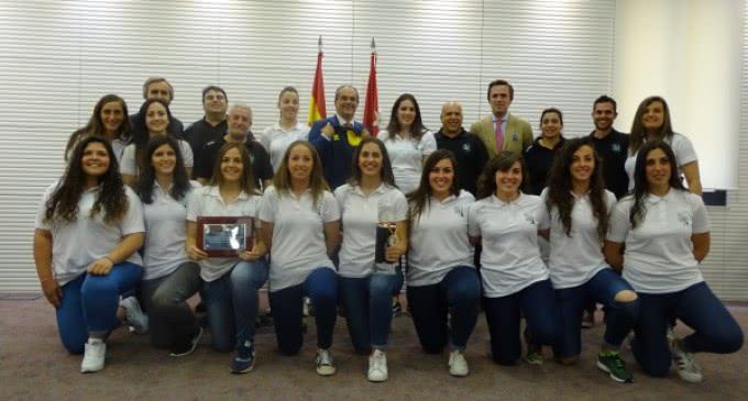 Éxito del deporte de base madrileño, especialmente en sus categorías femeninas