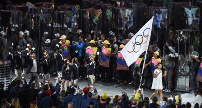 El Papa envía una carta al Equipo Olímpico de refugiados