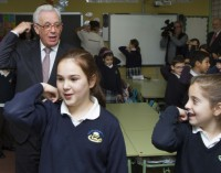 """Cerca de 8.000 escolares madrileños participan en talleres para jugar de """"forma saludable"""""""