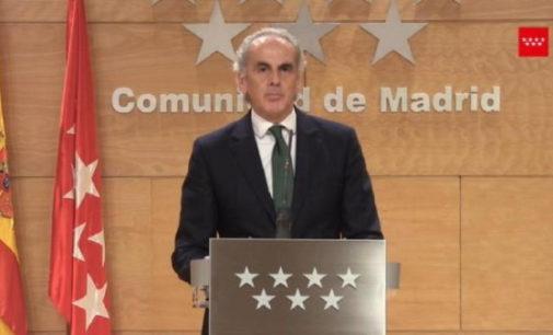 La Comunidad de Madrid acuerda con los sindicatos la renovación de los más de 10.000 efectivos contratados por COVID-19
