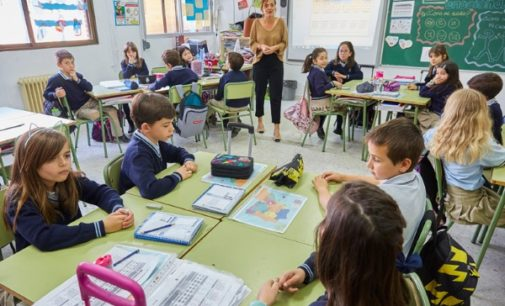 Escuelas Católicas advierte del descenso de la financiación pública de los centros concertados