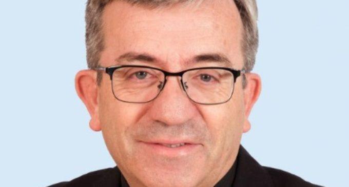 La Conferencia Episcopal Española elige como Secretario General a Monseñor Argüello García