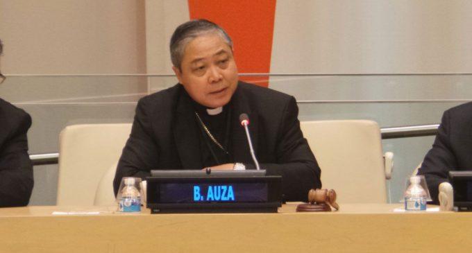 España: El Papa nombra a Monseñor Bernardito Auza nuevo nuncio apostólico