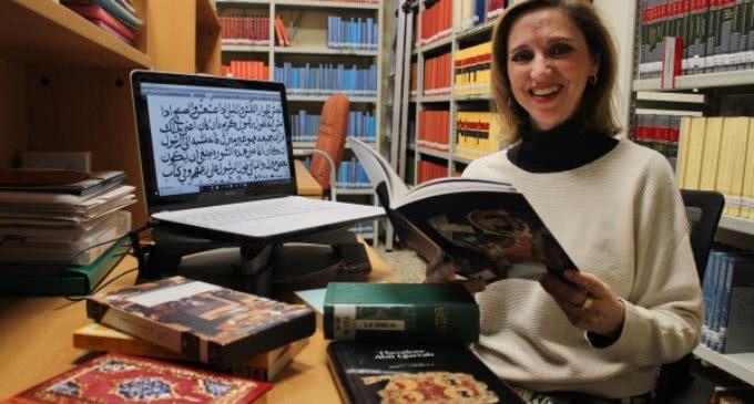 España: Pilar González Casado, primera titular de la Cátedra de literatura árabe cristiana