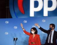 Clara victoria del Partido Popular en las elecciones madrileñas
