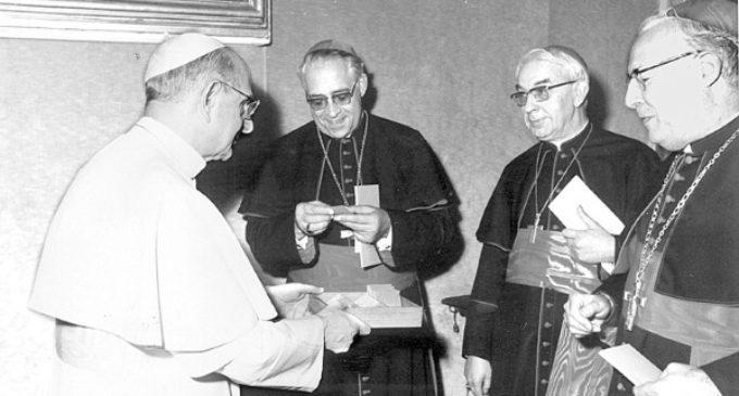 España y los doce enigmas de Pablo VI santo