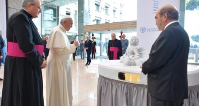 """FAO: Introducir """"la categoría del amor"""" en la cooperación internacional"""