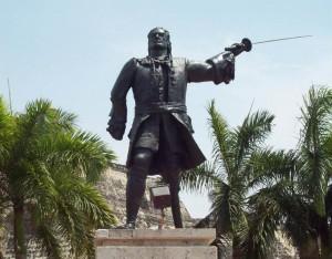 Estatua-de-Blas-de-Lezo