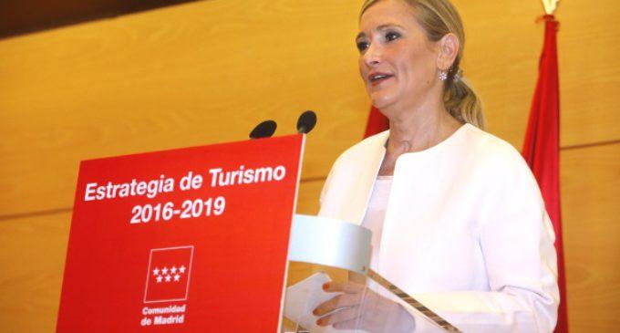 Cifuentes presenta la Estrategia de Turismo de la Comunidad de Madrid 2016-2019