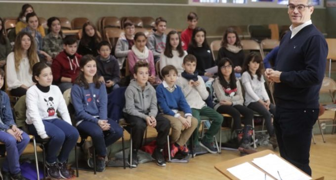 Un total de 130 estudiantes de la región participan en los coros de niños y de jóvenes de la Comunidad de Madrid