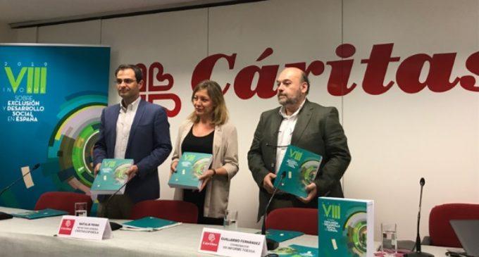 La exclusión social se enquista en España