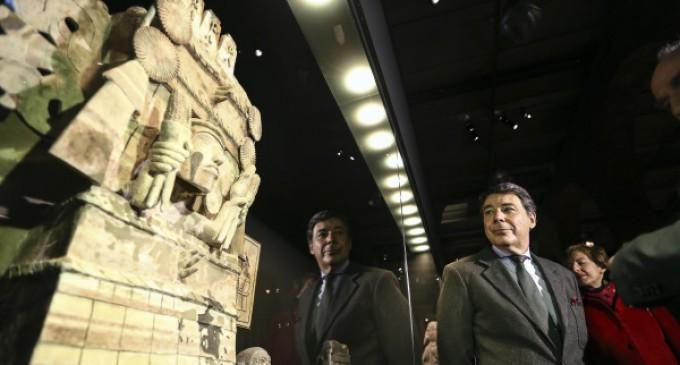 400 piezas, cuadros y documentos en la primera exposición sobre la ruta de Hernán Cortés en México