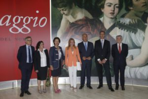 Exposición de Caravaggio 2