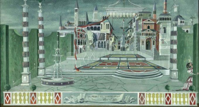 La Casa Museo Lope de Vega presenta una exposición sobre la obra del literato en la escenografía teatral