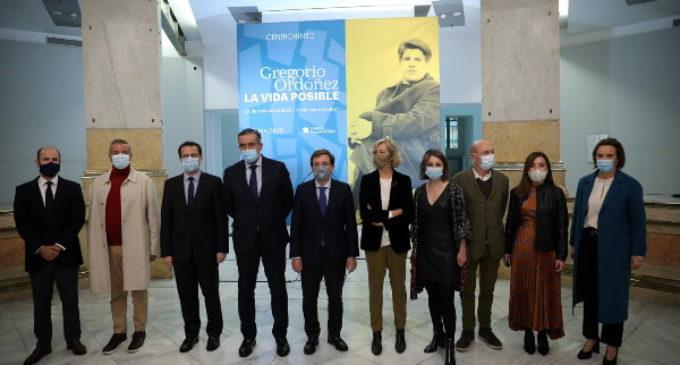 La Comunidad de Madrid destaca el imprescindible ejemplo político y moral de Gregorio Ordóñez