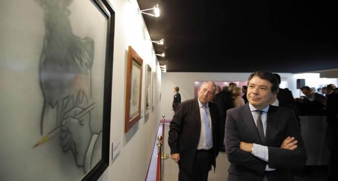 La Comunidad expone en Sol el legado taurino de Camilo José Cela, que incluye una litografía original de Picasso