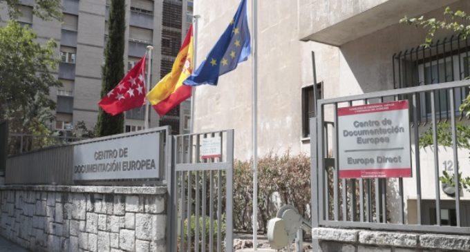 El centro de información de la Comunidad de Madrid Europe Direct, premiado por su promoción de los valores europeos