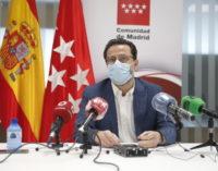 La Comunidad de Madrid ha realizado en 2020 operaciones de financiación por 4.173 millones de euros