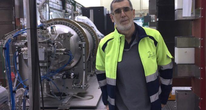 Juan José Gómez Cadenas, investigador del Centro Internacional de Física de Donosti: «A un físico le va a costar ser materialista»