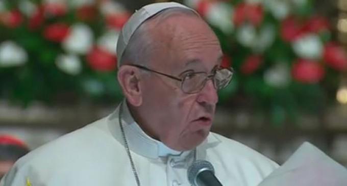 Francisco en el Encuentro Eclesial Italiano: Los rasgos del humanismo cristiano