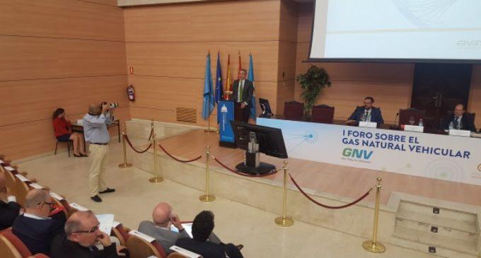 La Comunidad promueve el ahorro energético y el aprovechamiento de las redes de gas existentes en la región