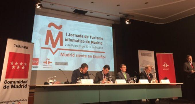 Convertir la región en destino preferente para aprender español es el objetivo de la Comunidad de Madrid