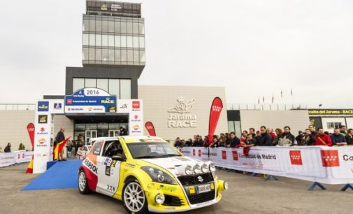 El Rally Comunidad de Madrid-RACE regresa al Circuito del Jarama
