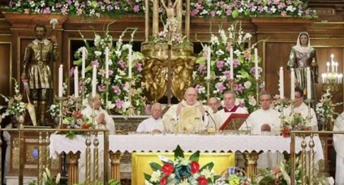 San Isidro, su esposa y su hijo dieron testimonio de generosidad, entrega, misericordia y justicia