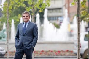 Digital. Madrid 23/09/10 - Narciso de Foxa, alcalde de Majadahonda  - (c) Vicens Gimenez