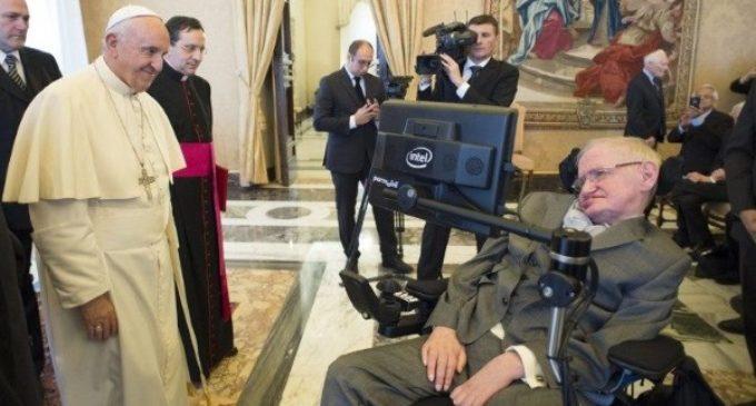Muerte del astrofísico Stephen Hawking, miembro de la Academia de las Ciencias