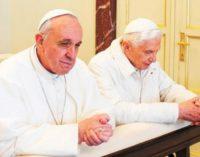 Así fue la primera conversación de Benedicto XVI con su sucesor