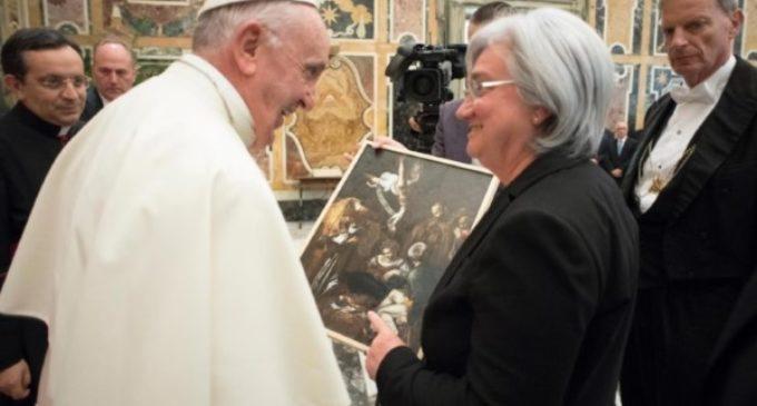 Combatir las mafias y la corrupción es una prioridad, indica el Santo Padre