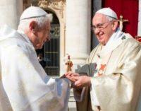 Francisco critica el marxismo y la ideología de género en el prefacio a un libro de Benedicto XVI