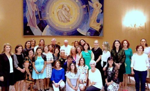 El Papa recibe a un grupo de 35 mujeres separadas o divorciadas