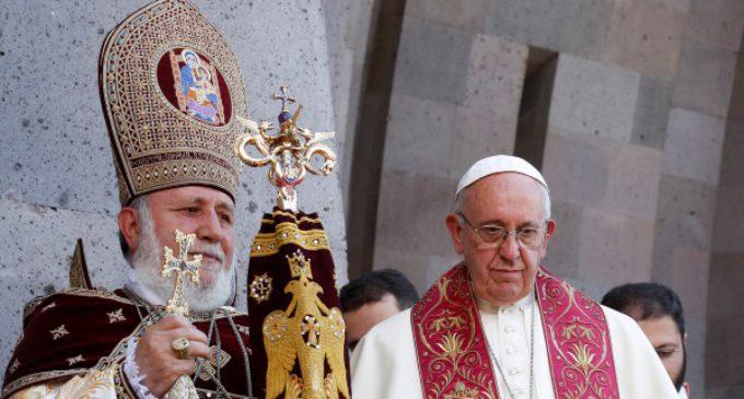 Armenia, XIV viaje internacional del Papa Francisco y el país número 22 que visita durante su pontificado