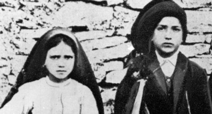 El Papa Francisco canonizará a los pastorcitos Francisco y Jacinta el 13 de mayo en Fátima