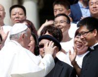 Francisco recuerda en la audiencia general a la misionera española asesinada