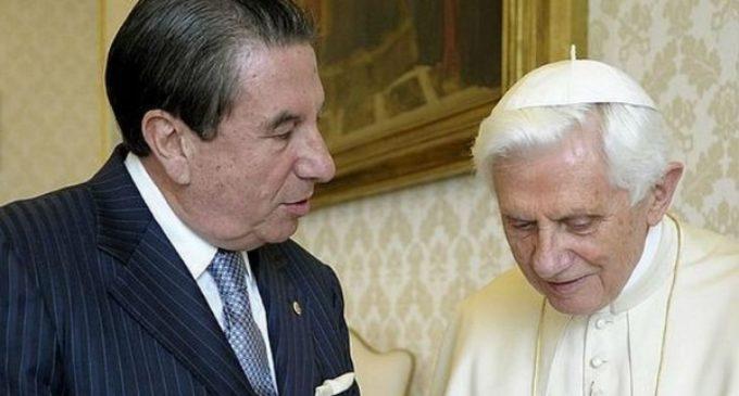 Francisco Vázquez: el problema en España es la poca presencia de católicos en la vida pública
