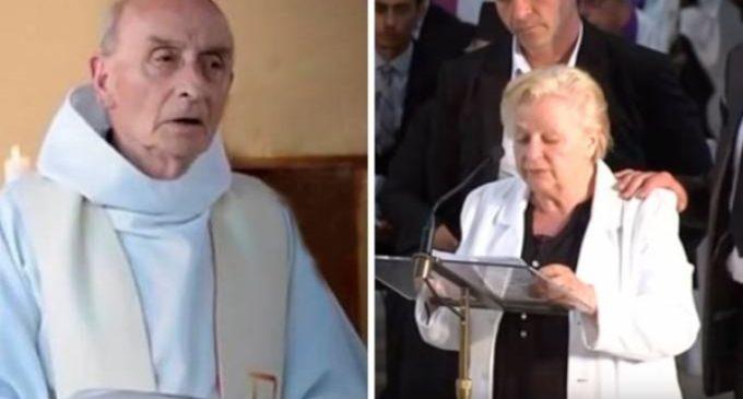 El conmovedor recuerdo de la hermana del sacerdote asesinado por ISIS en Francia