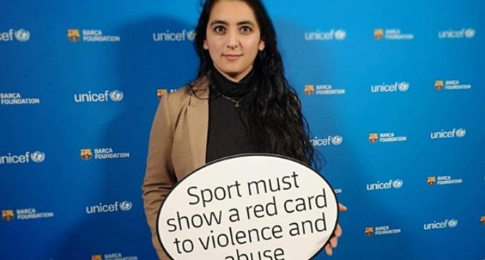 La futbolista afgana que ha cambiado la cultura de un país