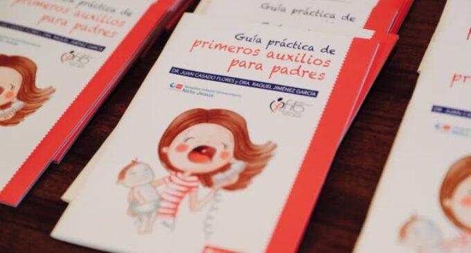 El Hospital Niño Jesús de la Comunidad de Madrid elabora la Guía de primeros auxilios para padres