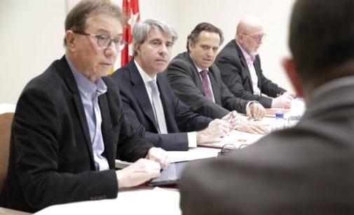 Garrido anuncia una inversión de 585 millones para generar empleo estable y de calidad en la industria madrileña