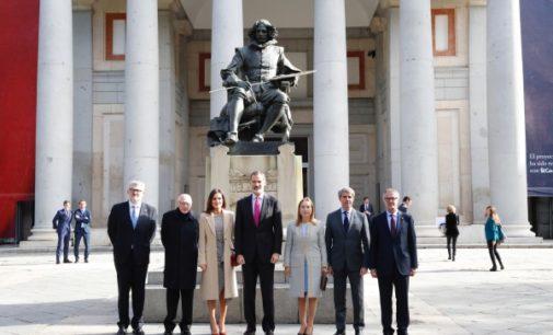 Garrido apoya al Museo del Prado en la celebración de su Bicentenario