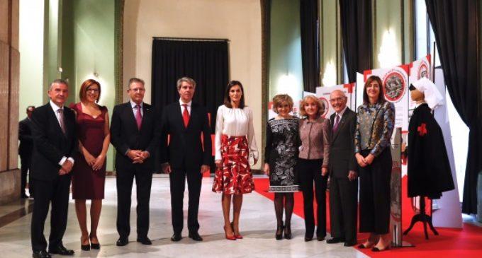 """Garrido conmemora el centenario del Hospital Central de la Cruz Roja, """"un ejemplo de solidaridad para los madrileños"""""""