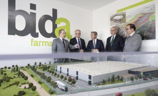 Garrido destaca el papel de las distribuidoras de medicamentos para la eficacia del sistema de salud madrileño